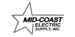 mid-coast electric supply inc logo